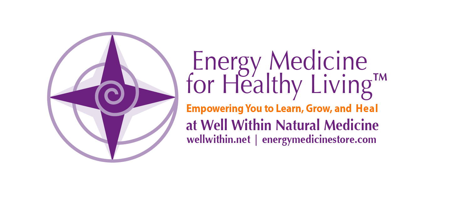 Energy Medicine for Healthy Living - Empowering you to Learn, Grow and Heal